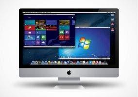 iMac con Parallels