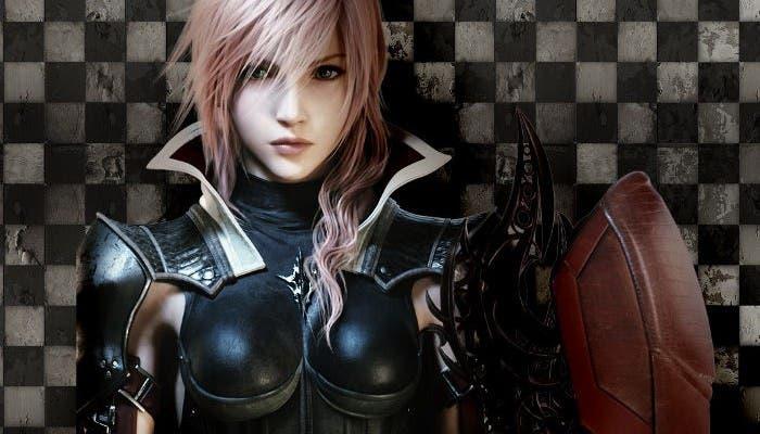 Lightning, protagonista de Final Fantasy XIII
