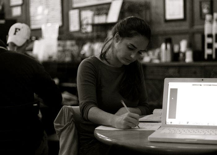 Café con Wi-Fi