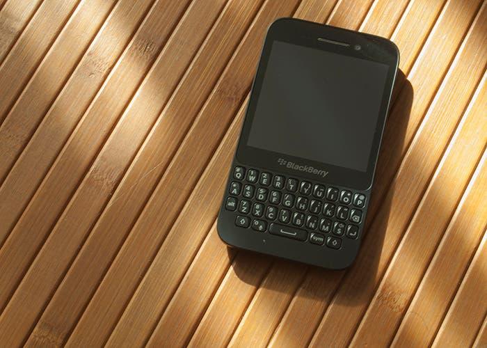 BlackBerry Q5 Análisis