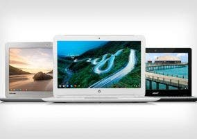 Chromebooks con Intel Haswell