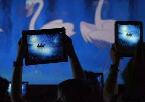 Disney Second Screen Live