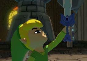 Captura de The Legend of Zelda: The Wind Waker HD