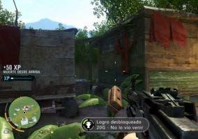 Logro en Far Cry 3