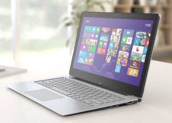 Portátil Sony VAIO Flip PC