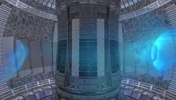 Diseño de reactor de fusión