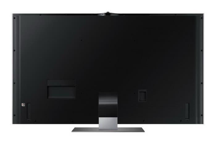 Samsung presenta su televisor 4K, el Samsung UHD F9000
