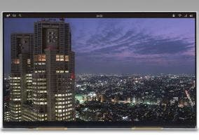 Pantalla 4K para tablets de Japan Display