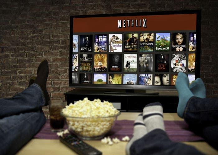 Uso de Netflix