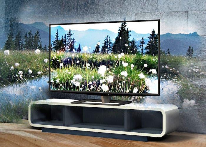 Toshiba 55ZL2, televisor 3D sin gafas