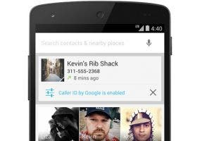 Caller ID de Google