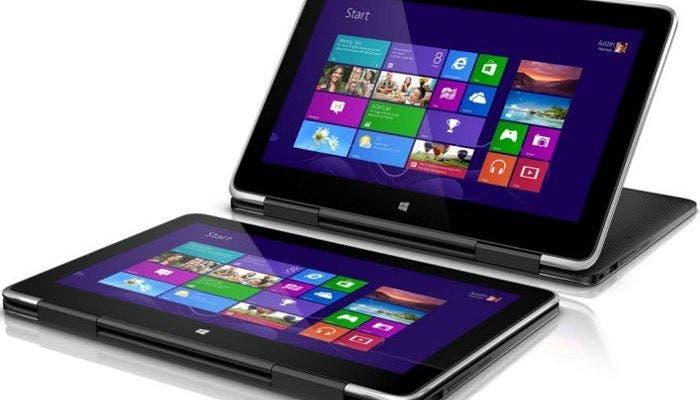 Imagen del portátil Dell XPS 11 2-in-1