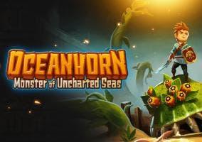 Imagen promocional de Oceanhorn