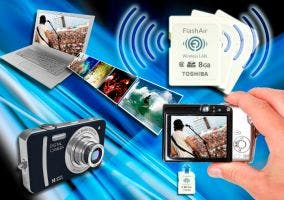 Tarjeta SD FlashAir