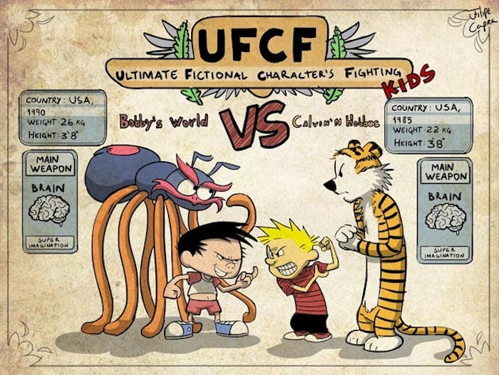 Bobby vs Calvin