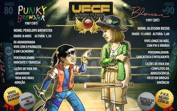 Punky Brewster vs Blossom