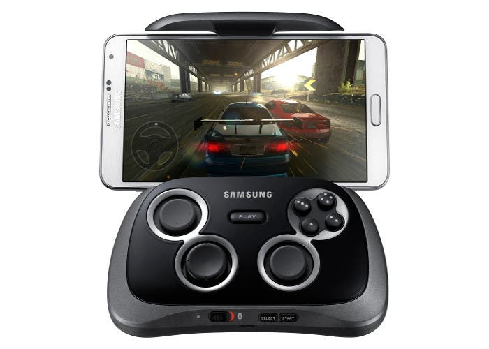 Samsung Gamepad y Need For Speed