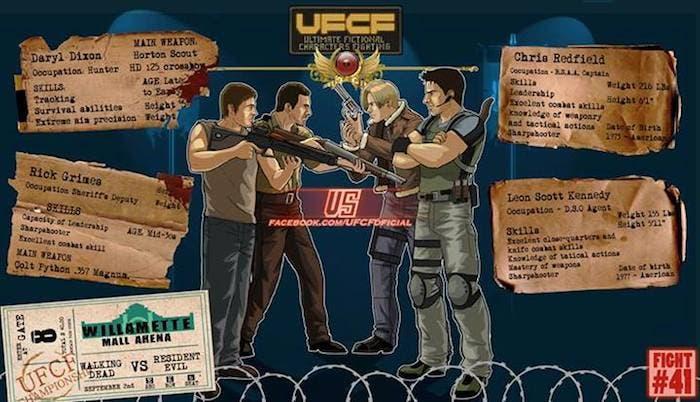 The Walking Dead vs Resident Evil