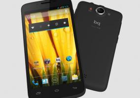 Imagen del smartphone bq Aquaris 5 HD