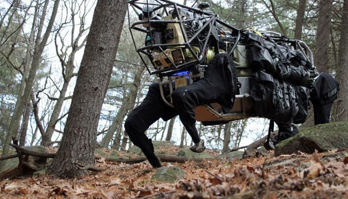 Robot Cheetah de Google