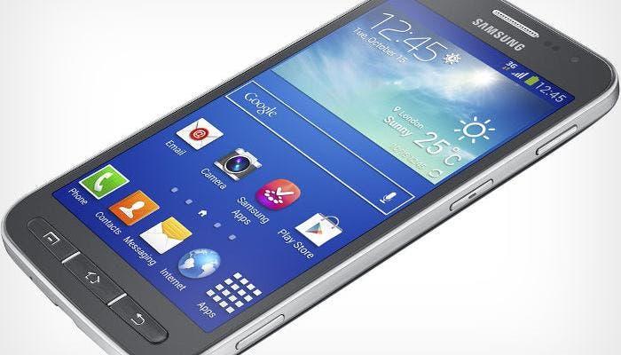 Imagen del smartphone Samsung Galaxy Core Advance