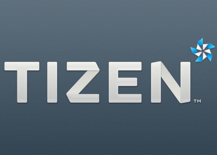 Logo del sistema operativo Tizen