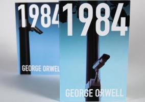 El libro 1984 de George Orwell