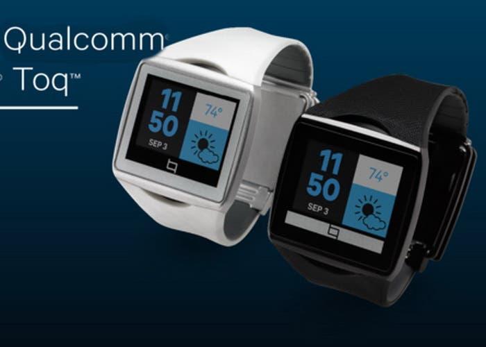 Smartwatch Qualcomm