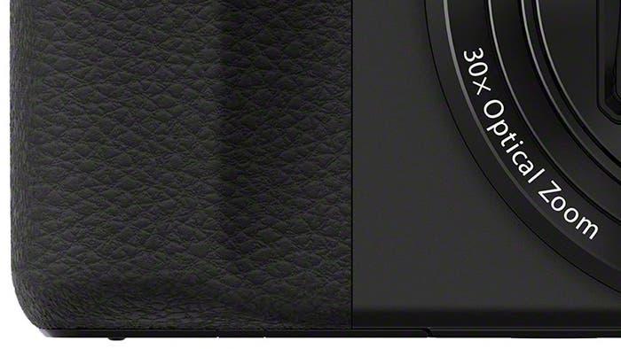 Modelo de Sony con 30 aumentos