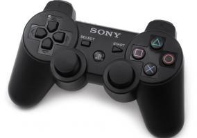 Imagen de un mando Dual Shock 3 de Sony