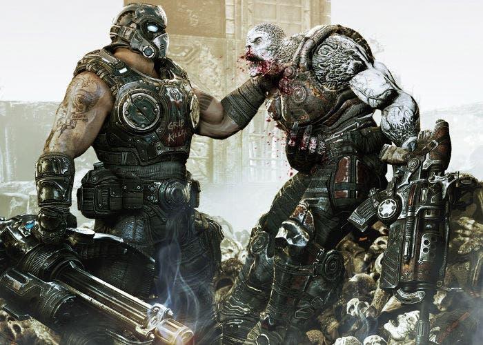Imagen del videojuego Gears of War