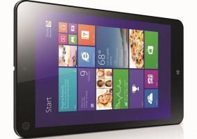 Imagen de la tablet Lenovo ThinkPad 8