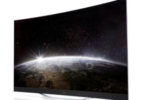 LG 77EC9800, televisor 4K OLED curvo de 77 pulgadas