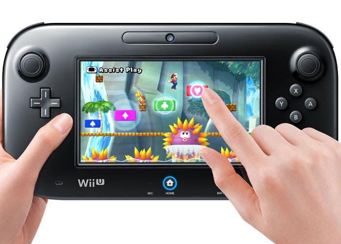 Mando de la Nintendo Wii U