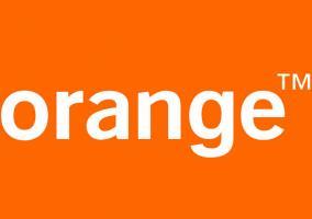 Logo de la empresa de telecomunicaciones Orange