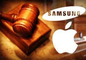 Samsung contra Apple en los juzgados