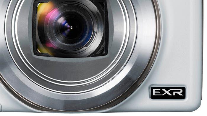 Sensor Exmor R en una Fujifilm