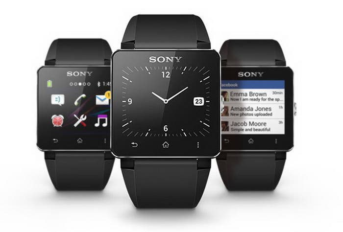 Sony reloj inteligente