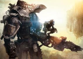 Imagen artística del juego Titanfall