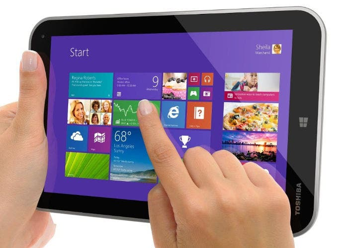 Tablet Windows 8.1 Toshiba Encore
