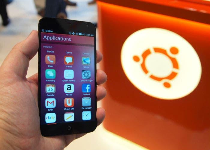 Meizu y Ubuntu