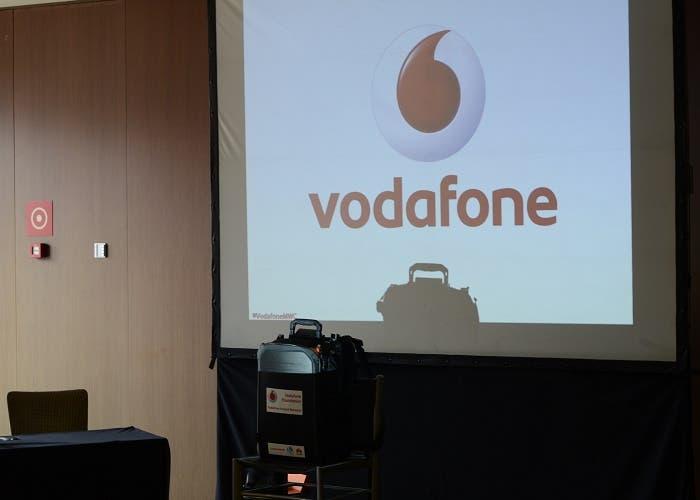 Vodafone MWC2014 Barcelona