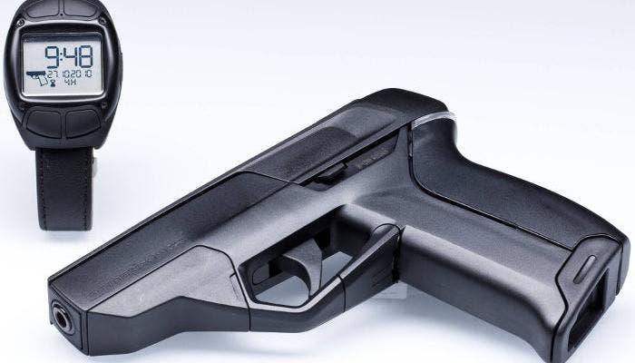 Pistola inteligente Armatix iP1