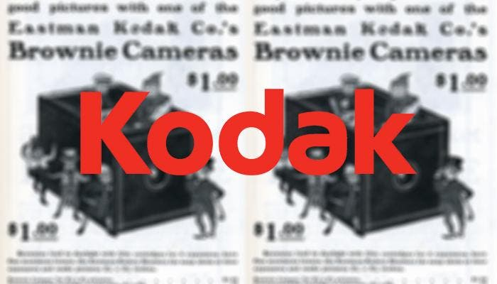 Historia de Kodak
