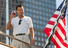 Fotograma de El Lobo de Wall Street