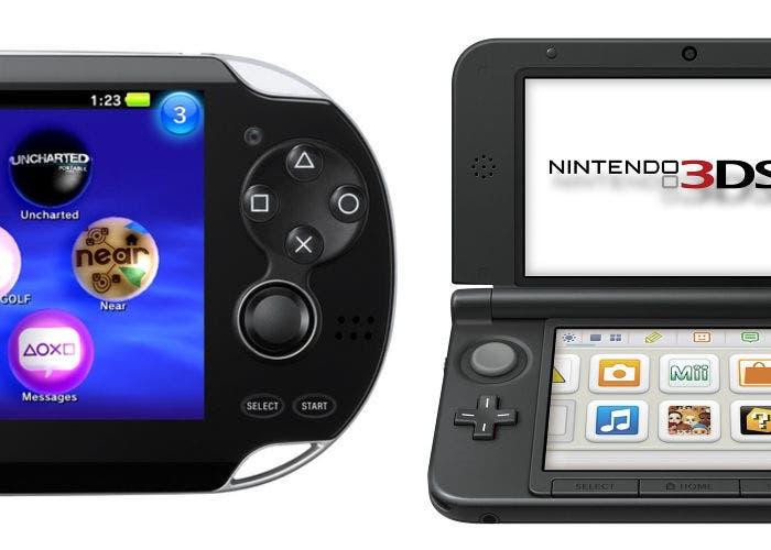 Nintendo 3DS y PS Vita