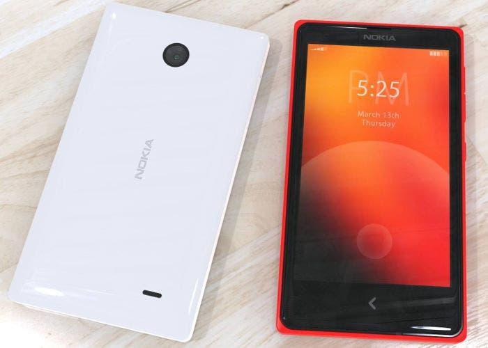 Nokia Normandy, con Android