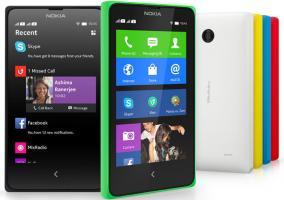 Nokia X, terminal con Android