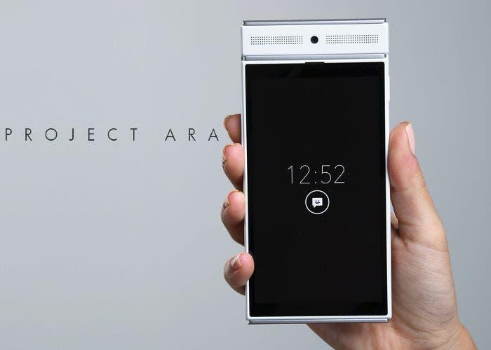 Projecta Ara, el teléfono modular de Google