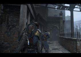 Imagen del videojuego The Order: 1886 de PlayStation 4
